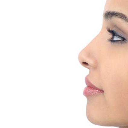 نقش بینی در زیبایی
